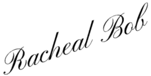 Racheal Bob signature