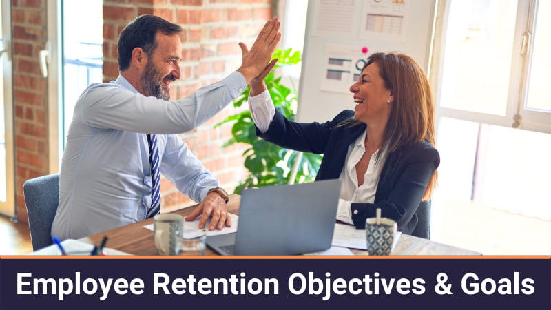 Employee Retention objectives