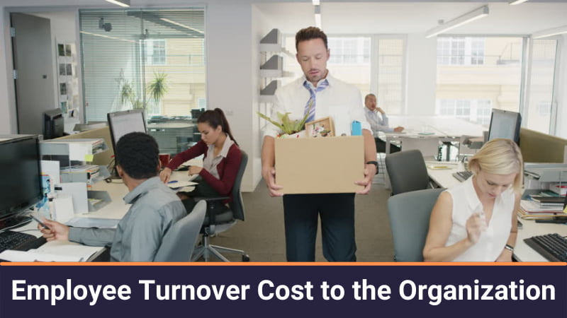 Employee turnover costs