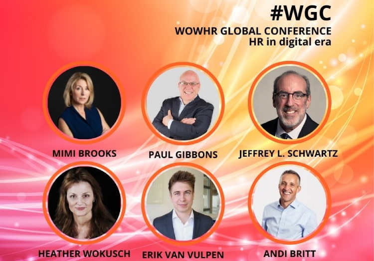 WOWHR GLOBAL CONFERENCE 3 speakers